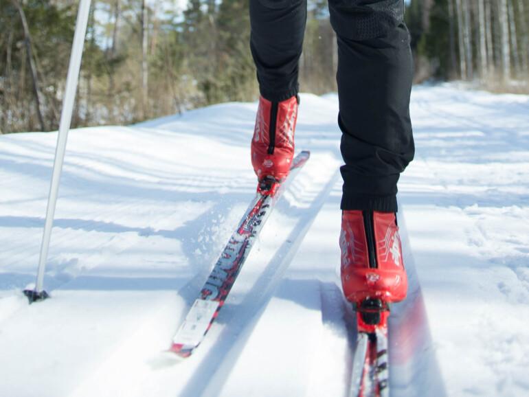 hyra längdskidor stockholm
